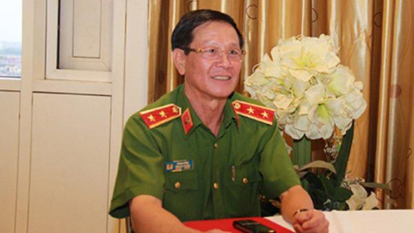 Bắt tạm giam nguyên Tổng cục trưởng Tổng cục cảnh sát Phan Văn Vĩnh