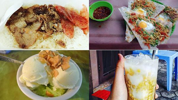Dắt túi 50 nghìn đồng ăn thỏa thích đủ món ngon khắp thành Nam