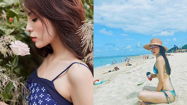 Kỳ Duyên: Mỹ nhân Nam Định đẹp hút hồn trong những bức ảnh 'không góc chết'