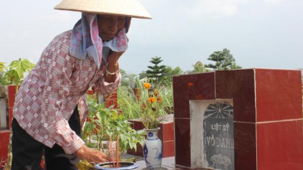 Nam Định: Câu chuyện cảm động về 3 người phụ nữ 9 năm cùng nhau trông nom nghĩa trang liệt sĩ