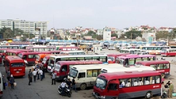 Hà Nội tiếp tục sắp xếp luồng tuyến xe khách hợp lý