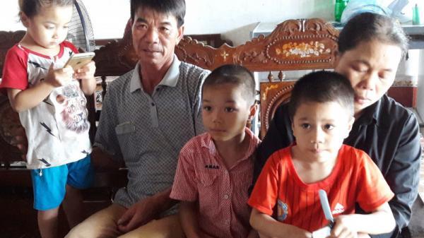Nam Định: Cha mẹ mất đột ngột, đàn con bơ vơ giữa dòng đời