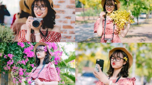 Hotgirl 9X Nam Định không chỉ có nhan sắc ĐỐN TIM người nhìn mà còn có tài ĐÓNG PHIM siêu phàm