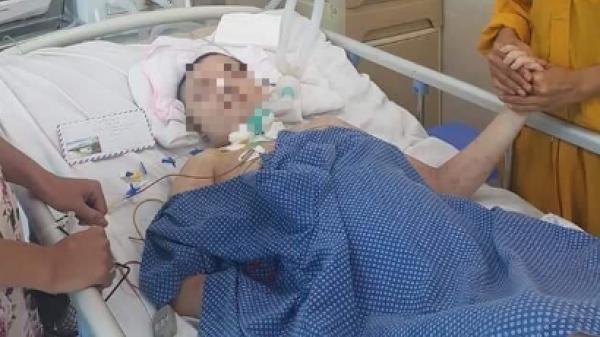 Xót xa thai phụ người gốc Nam Định chấn thương sọ não nhưng cái thai 7 tháng trong bụng vẫn đang phát triển
