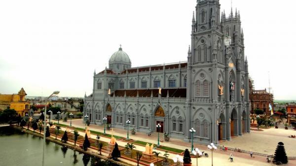 Những nhà thờ đẹp khó cưỡng ở Nam Định