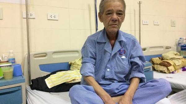 Nam Định: Rớt nước mắt với hoàn cảnh của người thương binh mắc bệnh hiểm nghèo