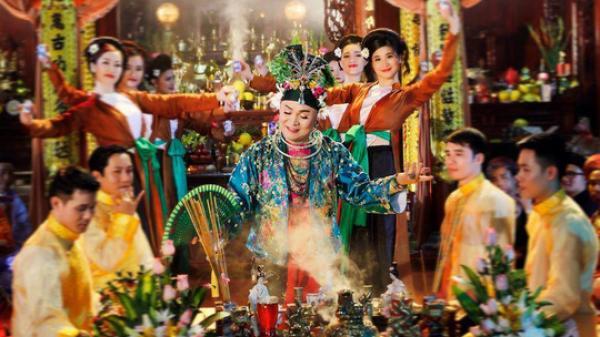"""Sẵn sàng Lễ đón bằng UNESCO ghi danh """"Thực hành Tín ngưỡng thờ Mẫu Tam phủ của người Việt"""""""