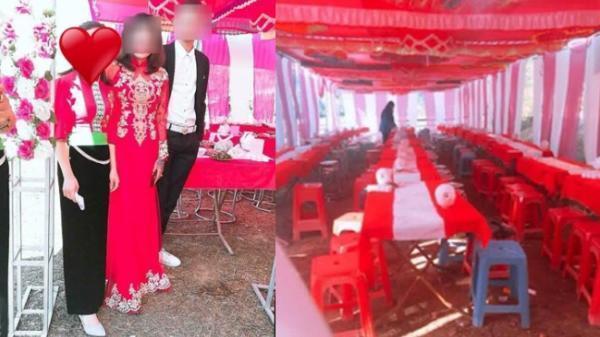 Xôn xao cô dâu 19 tuổi lấy tiền mừng bỏ trốn ngay trong ngày cưới khiến chú rể suy sụp