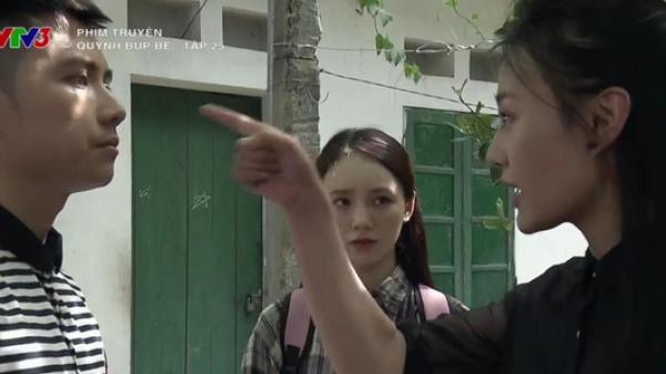 """Quỳnh búp bê tập 25: Chẳng cần soái ca nào, Quỳnh """"gánh team"""" lo liệu tất cả"""