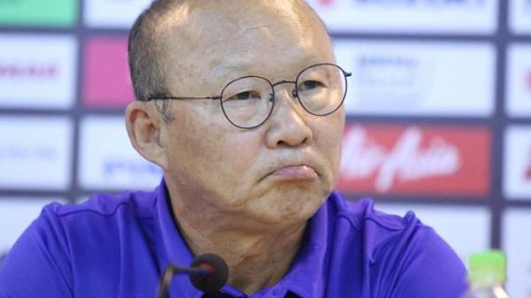 HLV Park Hang-seo sẽ chia tay tuyển Việt Nam tại một số giải đấu trong năm 2019
