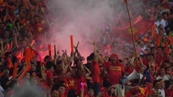 BẤT NGỜ: CĐV Myanmar thỉnh cầu fan Việt Nam trước trận tranh tài giữa Việt Nam và Myanmar ngày mai