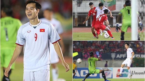 Không hề mắc lỗi việt vị, Văn Toàn vẫn không được công nhận bàn thắng, tuyển Việt Nam thua do trọng tài