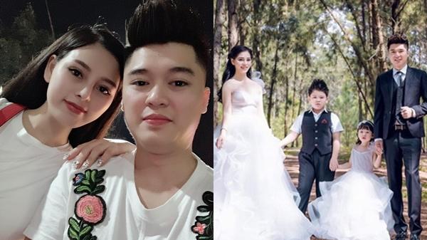 Danh tính cô dâu chú rể đám cưới 4 tỷ đồng: Sống chung 13 năm, có 2 con rồi giờ mới đủ tiền làm đám cưới!