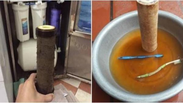 99% người Việt đều mắc sai lầm này khi dùng MÁY LỌC NƯỚC, càng lọc càng b.ẩn, càng uống càng 'ch.ết sớm'