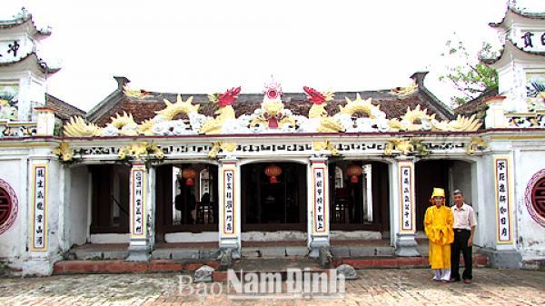 Nam Định: Phát huy nét đẹp văn hoá khoa bảng