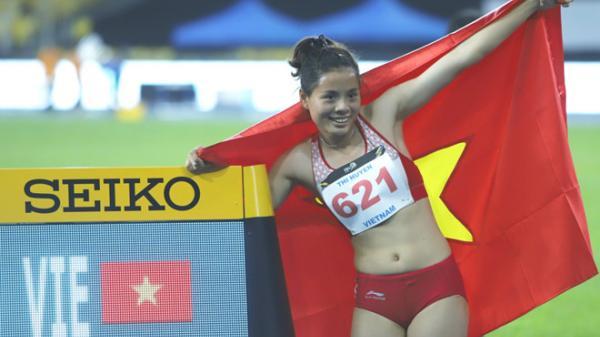 Cô gái quê Nam Định lọt vào TOP 5 VĐV Việt Nam xuất sắc nhất SEA Games 29