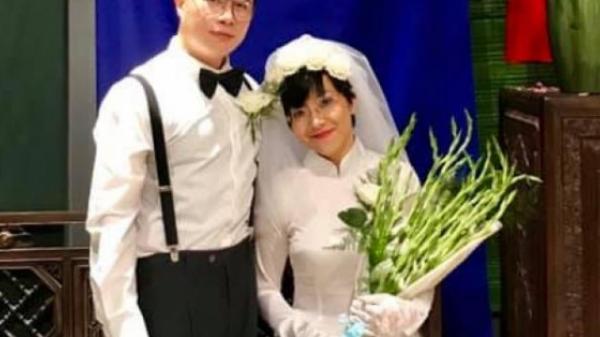 MC Thảo Vân gây sốc khi công bố bộ ảnh cưới thời bao cấp