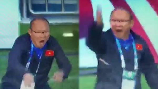 Clip: Thầy Park tức giận hét lớn khi học trò bị phạm lỗi, cộng đồng mạng vẫn phì cười vì quá đáng yêu