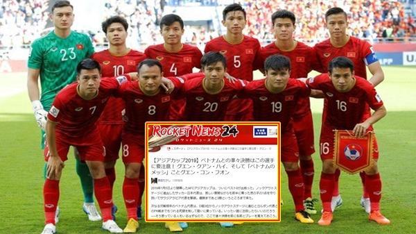 Báo Nhật 'mổ xẻ' đối thủ trước trận đấu: 'Đừng đánh giá thấp ĐT Việt Nam, nhất là 2 cầu thủ này'