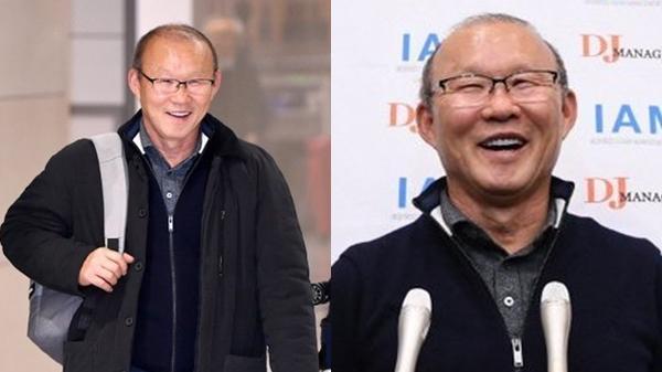Trở về Hàn Quốc, HLV Park Hang Seo được chào đón như người hùng dân tộc
