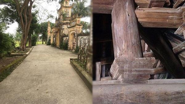 Chiếc đinh đóng lên cột đình khiến trai gái 2 làng trong hơn 400 năm không lấy nhau