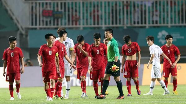 U23 Việt Nam đón tin buồn trước vòng loại U23 châu Á 2020