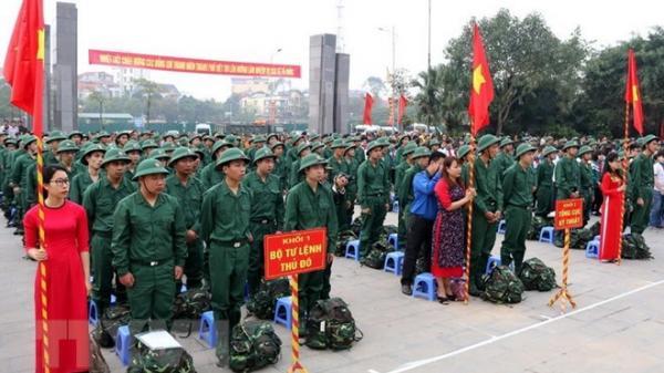 Thái Nguyên và các tỉnh sẵn sàng cho ngày hội tòng quân năm 2019