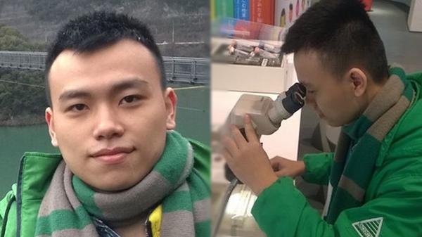 Nam sinh viên Việt Nam là nhân viên của Facebook và Google