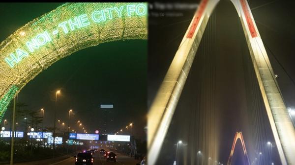 """Cầu Nhật Tân xuất hiện trên fanpage của Nhà Trắng, CĐM Mỹ trầm trồ: """"Lộng lẫy quá"""""""