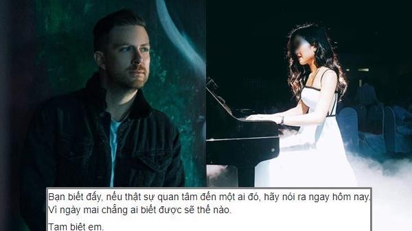 Chàng trai Mỹ yêu cô gái Việt không dám nói, lúc mở miệng nói câu yêu nàng đã m.ất vì TNGT từ 3 tuần trước