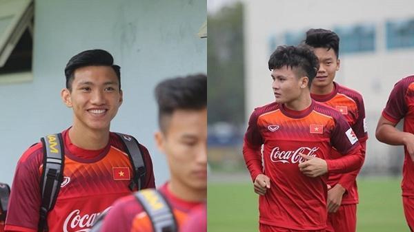 Hội quân đầy đủ, U23 Việt Nam đón nhận tin cực vui, Văn Hậu hớn hở ra mặt