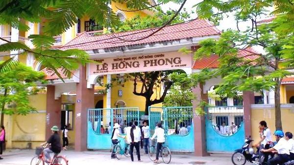 Nam Định có 19 trường lọt Top 200 trường THPT tốt nhất Việt Nam năm 2016