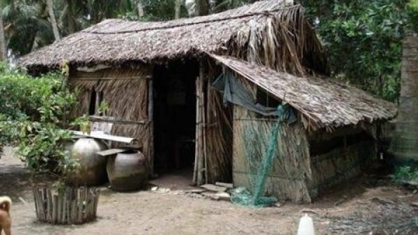Về ra mắt gia đình người yêu, gặp căn nhà lá như này, bạn có phản ứng giống cô gái ấy không?