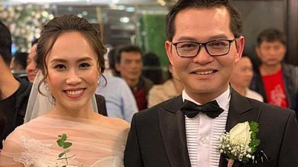 NSND Trung Hiếu tiếp tục tổ chức đám cưới với vợ 9X gốc Lạng Sơn tại quê nhà
