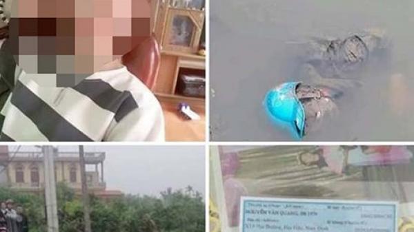 Tiết lộ nguyên nhân bất ngờ khiến nữ sinh lớp 10 ở Nam Định t.ử v.ong dưới mương nước
