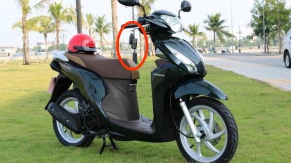 Honda Vision 2019 ra hai màu mới 'cực ngầu' giá bán không đổi