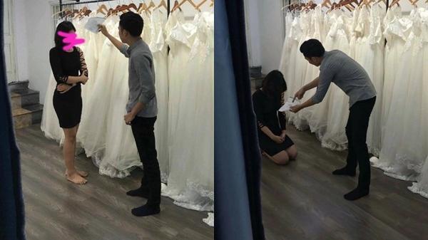 Chàng trai chia tay đúng ngày chụp ảnh cưới vì phát hiện người yêu đi v.á màng t.rinh