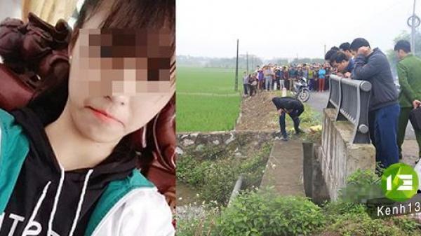 Nữ sinh Nam Định lớp 10 t.ử v.ong bất thường dưới mương: Chuyển Cảnh sát hình sự điều tra