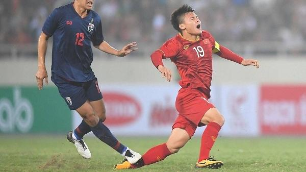 Quang Hải – Hoàng Đức U23 Việt Nam nhảy múa ghi bàn, HLV Thái Lan nể phục