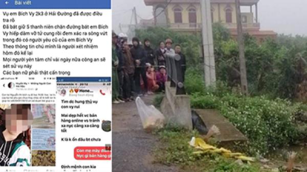 Nam Định: Thực h.ư tin đ.ồn nữ sinh lớp 10 t.ử v.ong dưới mương nước bị x.â.m h.ạ.i
