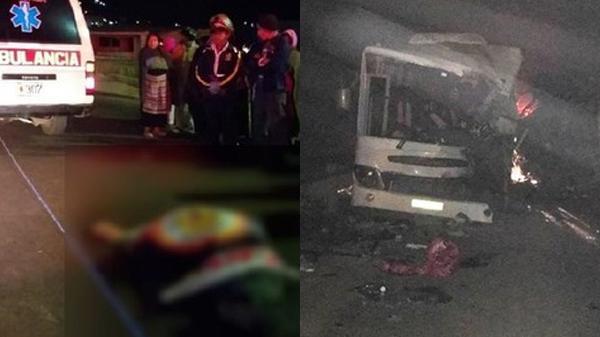Thảm kịch 32 người t.ử v.ong chỉ vì đang đứng xem tai nạn giao thông