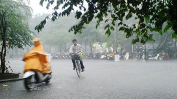 Mưa dông diện rộng ở Bắc Bộ, cảnh báo l.ốc, mưa đ.á ở Lạng Sơn và các tỉnh vùng núi phía Bắc