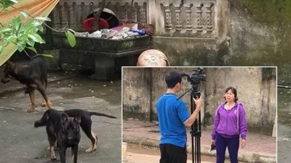 Chân dung chủ đàn chó c.ắn ch.ết bé trai 7 tuổi lao ra khỏi nhà uy h.iếp, ch.ửi bới phóng viên