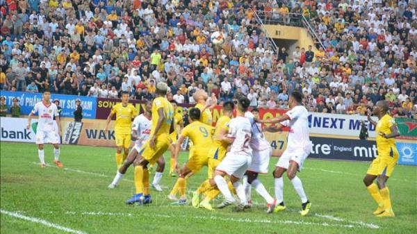 V. League 2019: Nam Định thất bại ngay trên sân nhà