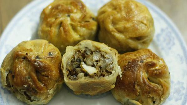 Bánh xíu páo - món ngon gốc Hoa ở Nam Định