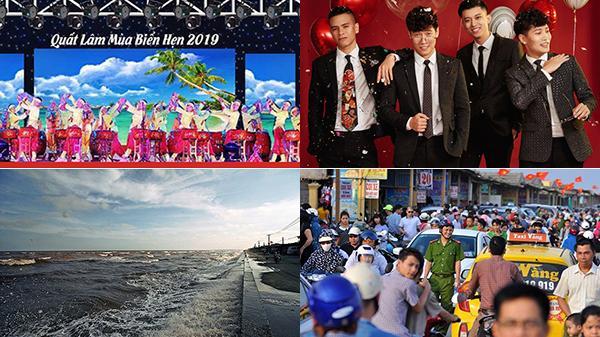 """Nam Định: Tổ chức chương trình nhạc hội """"Quất Lâm mùa biển hẹn 2019"""" - Khai trương mùa du lịch"""