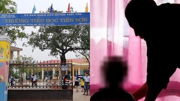 Thầy giáo đã có vợ con nghi d.â.m ô nhiều bé gái lớp 1 trong thời gian dài
