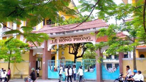 Học sinh trường THPT chuyên ở Nam Định được ưu tiên tuyển thẳng vào ĐH Quốc gia TP Hồ Chí Minh