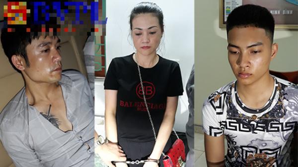 """Công an Nam Định tr.iệt x.óa một """"xưởng"""" sản xuất m.a t.ú.y KHỦNG"""