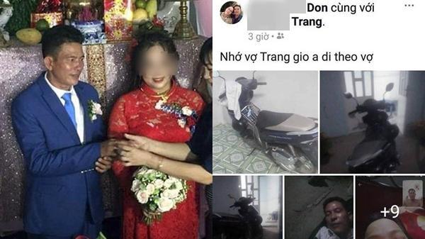 S.át h.ại vợ rồi bỏ trốn, kẻ s.át nhân vẫn lên Facebook nói… nhớ vợ